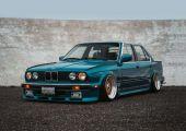 Nyugati befolyás - BMW E30