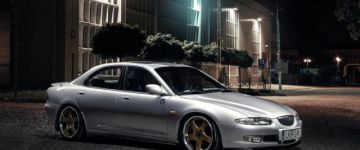 Elfeledett típus - Mazda Xedos 6