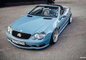 Második esély - Mercedes-Benz SL55