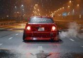 Stance-be vágott driftautó - Lexus IS300