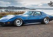Hobbiautó - Chevrolet Corvette Stingray