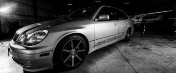 A világbajnok - Lexus GS300