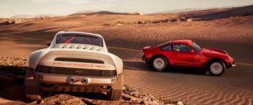 Érdekesség - Singer-Tuthill Porsche 911 Safari
