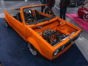 Frankenstein - Mk1 Golf