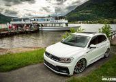 #static - Volkswagen Tiguan