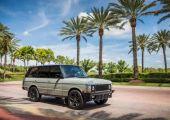 Restomod - Range Rover modernizálva