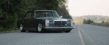 #classic - Mercedes Benz 300D