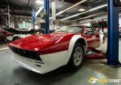 Projektautó - Már megint egy szétvágott Ferrari!