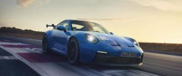 Újdonság - Porsche 911 GT3 : 992
