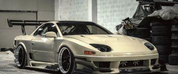 Ritkaság a '90-es évekből - Mitsubishi GTO