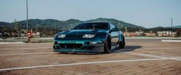 Irány a SEMA! - Nissan 300ZX