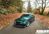 Haladni kell a korral! - BMW E36 M3