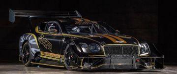 Érdekesség - Bentley Continental GT3-mal a Pikes Peak-re!