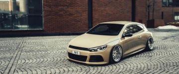 Trendi - Volkswagen Scirocco Mk3