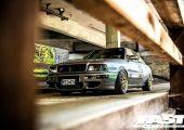Többfunkciós Audi 90
