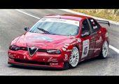 Eargasm - Alfa Romeo 156 Touring Car