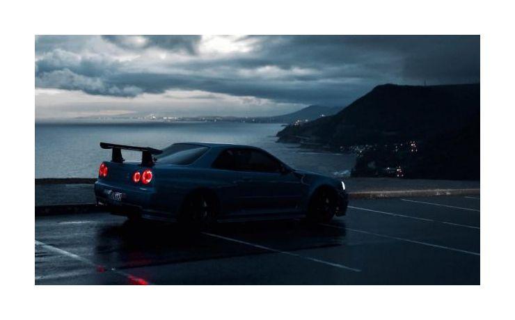 Carporn - Nissan Skyline R34 GTR