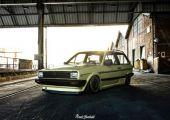 #spotted - Polo 86C, Tomi elképzelései szerint.