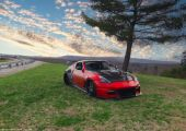 Karbon túladagolás - Nissan 370Z