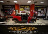 AMTS 2021 - Mini Cooper Coupe élő autóépítés #1