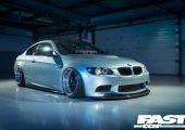 Születésnapi ajándék - BMW E92 M3