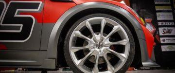 AMTS 2021 - Mini Cooper Coupe élő autóépítés #4
