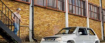 Dupla motoros Renault 5 Turbo!
