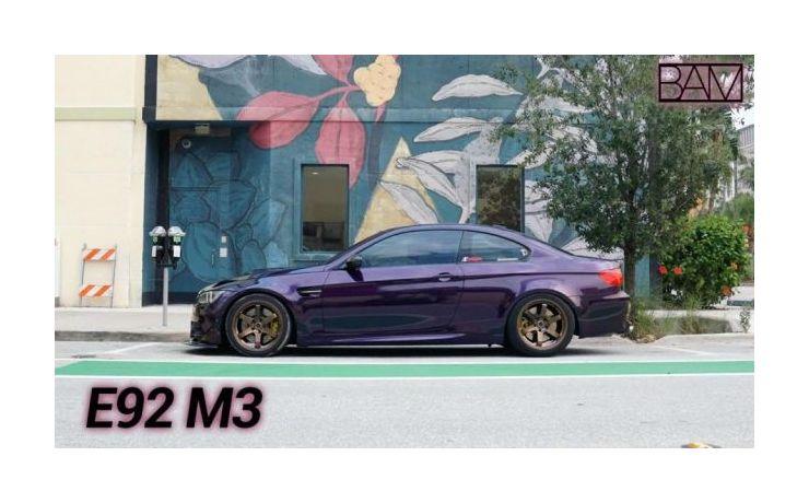 Carporn - BMW E92 M3