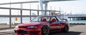Driftre, pályázásra, show-ra - Nissan Skyline R32