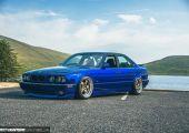 Megújulva - BMW E34