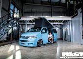 Kényszermegoldás - VW Transporter T5