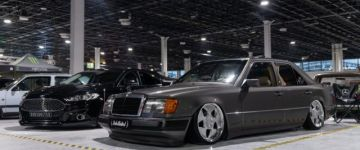 #spotted - Mercedes-Benz W124