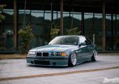 Simple & Clean - E36 Japánból