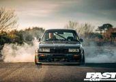 Derült égből versenyautó! - BMW E30 S50 motorral