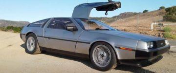 A leggyorsabb DeLorean!