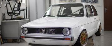 Clean - VW Golf Mk1