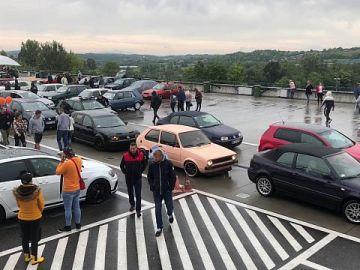 Volkswagen találkozó Hungaroring 2018. (VIDEÓ)