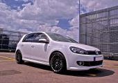 Vermilion Wheels Golf MK6