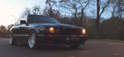 BCKYRD TV Ep. 7 - Ezúttal a csapat saját autóját, az E34-et mutatják be a videóban.