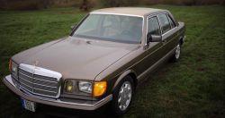 Classic - W126 560 SEL
