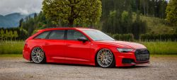 #static - Audi A6 C8