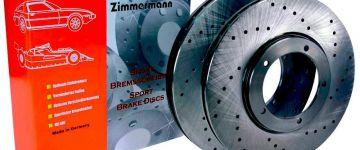 BREMBO & ZIMMERMANN féktárcsák