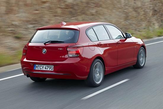 BMW 1-es sorozat - 2011