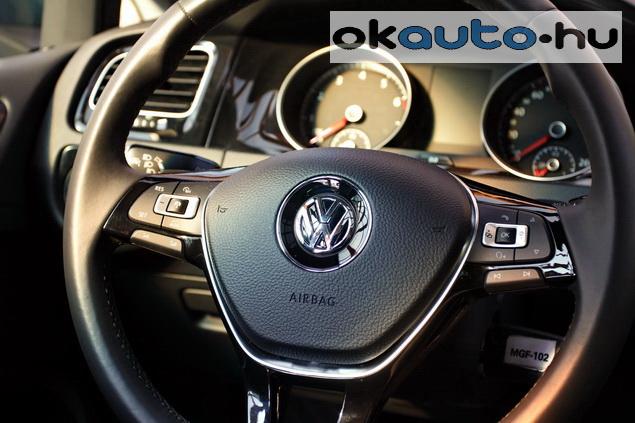 Teszt VW Golf 7 1.4 TSI DSG Highline
