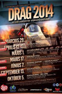 Kiskunlacháza Gyorsulási Verseny - Dragracing Kupa - Március 29
