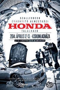 Szallerbeck Évadnyitó Nemzetközi Honda Találkozó és Dragracing Gyorsulási Verseny