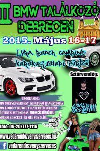 II. BMW Találkozó Debrecen