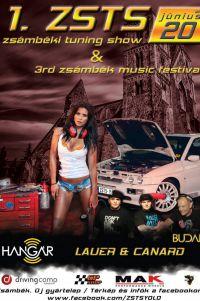 1. ZSTS - Zsámbéki Tuning Show
