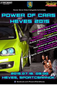 Power of Cars Heves 2015