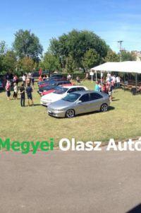 II. Csongrád Megyei Olasz Autós Találkozó